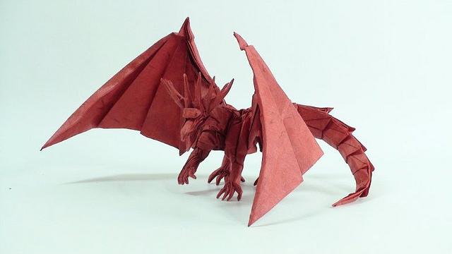 Tadashi Mori. Origami | the Brick In the Sky