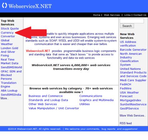 webservicex