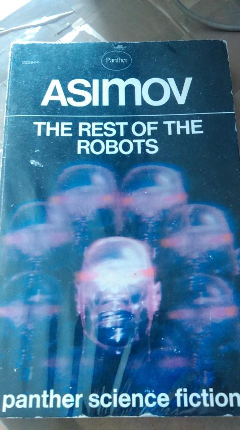 Asimov; robots;book;