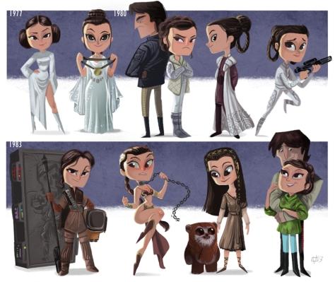 Princess_Leia_Evolution